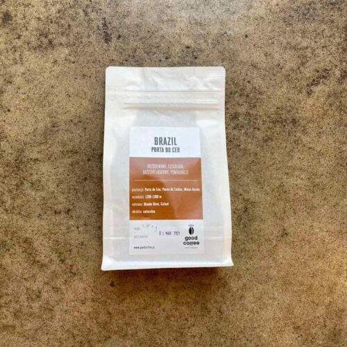Kawa ziarnista Good Coffee Brazylia porta do ceu | Owoce i Warzywa
