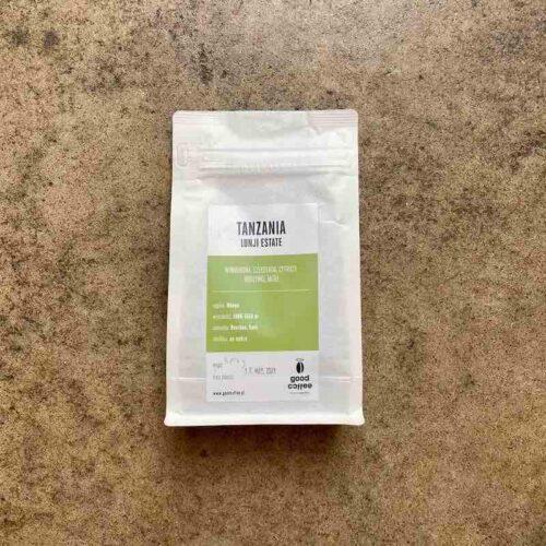 Kawa ziarnista Good Coffee Tanzania lunji estate | Owoce i Warzywa