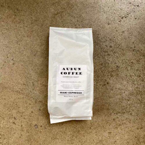 Audun Coffee | Brazil fazenda miaki | 0,5kg | sklep z kawą | Owoce i Warzywa