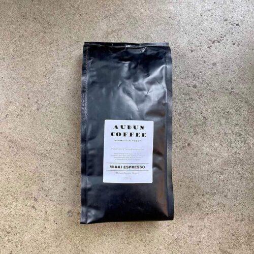 Audun Coffee | Brazil Fazenda Miaki | kawa | sklep | Owoce i Warzywa