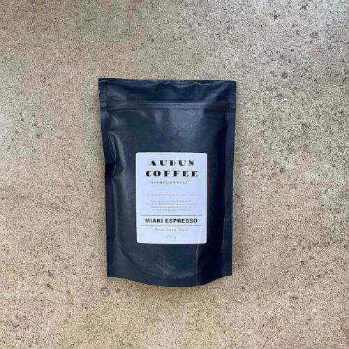 Audun Coffee | Brazil fazenda Miaki | 250g | sklep | Owoce i Warzywa