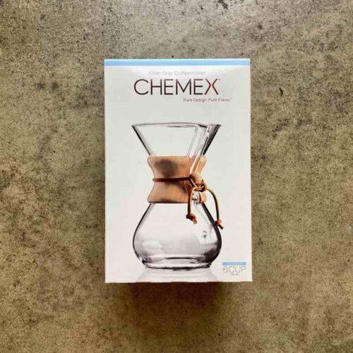 Zaparzacz do kawy na 6 filiżanek Chemex | Owoce i Warzywa
