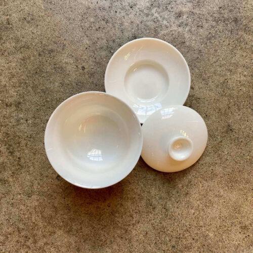 Gaiwan | 150ml | tradycyjne naczynie do parzenia herbaty | zestaw