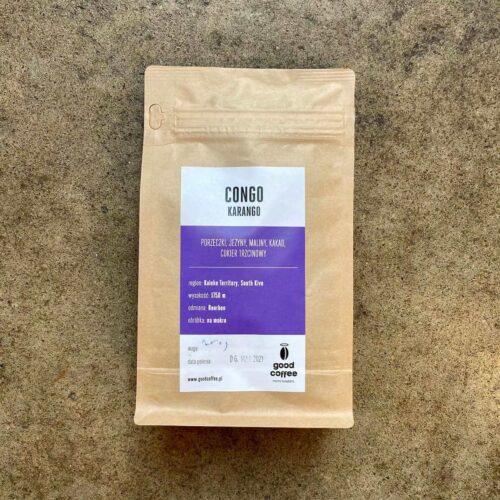 Good Coffee | Congo Karanga | kawa ziarnista speciality | 250g | Owoce i Warzywa