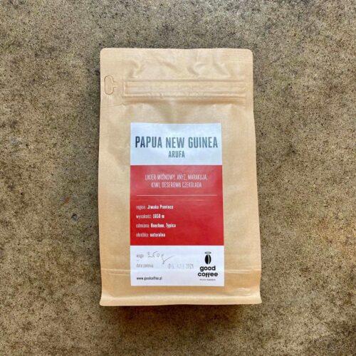 Good Coffee | Papua New Guinea Arufa | Kawa ziarnista speciality | 250g