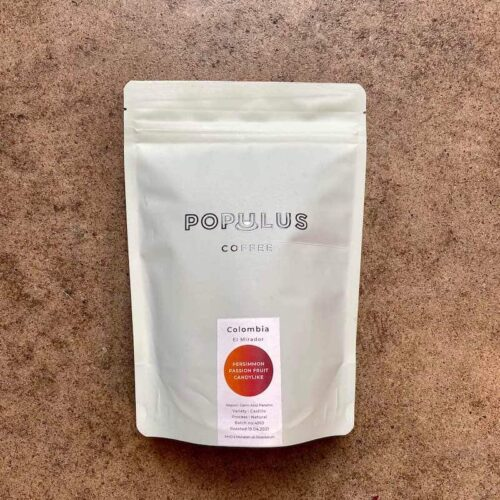 Kawa ziarnista Populus Coffee Roasters Colombia el Mirador | Owoce i Warzywa