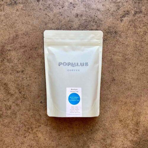 Kawa ziarnista Populus Coffee Roasters Kenya Maana | Owoce i Warzywa