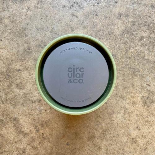 rCUP -eko kubek na kawę | 100% szczelny | Owoce i Warzywa