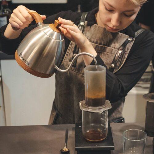 Szkolenie | Brewing metody przelewowe | drip | Owoce i Warzywa