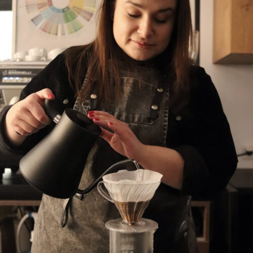 Szkolenie | Brewing metody przelewowe | alternatywy | Owoce i Warzywa