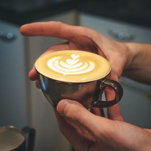 Szkolenie   Latte art   tulipan   Owoce i Warzywa