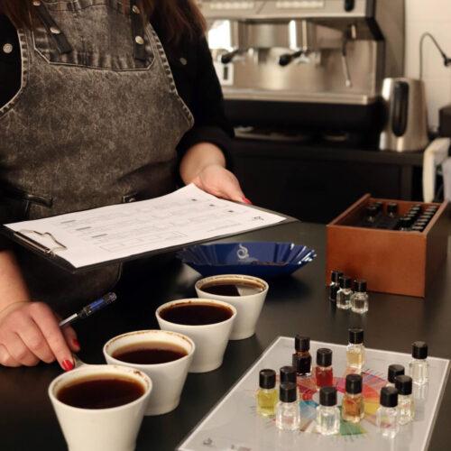 Szkolenie | Sensoryczna ocena jakości kaw | Degustacje | Owoce i Warzywa