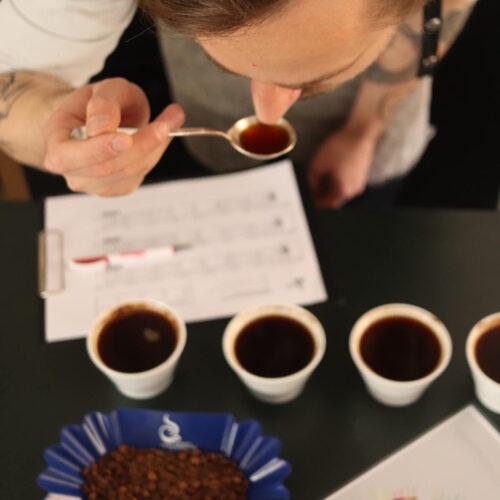 Szkolenie | Sensoryczna ocena jakości kaw | cupping | Owoce i Warzywa