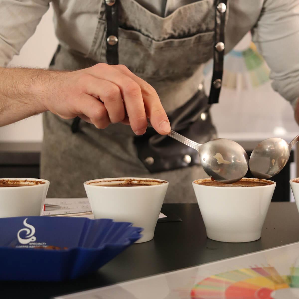 Ocena sensoryczna kaw