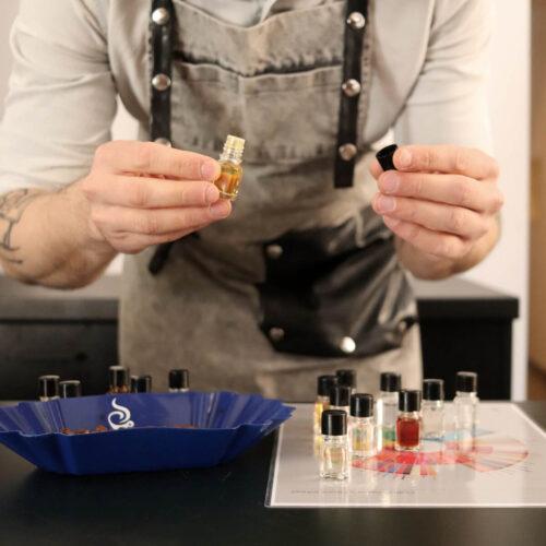 Szkolenie | Sensoryczna ocena jakości kaw | Aromaty | Owoce i Warzywa