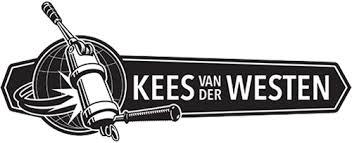 Kees van der Westen logo ekspresy ciśnieniowe