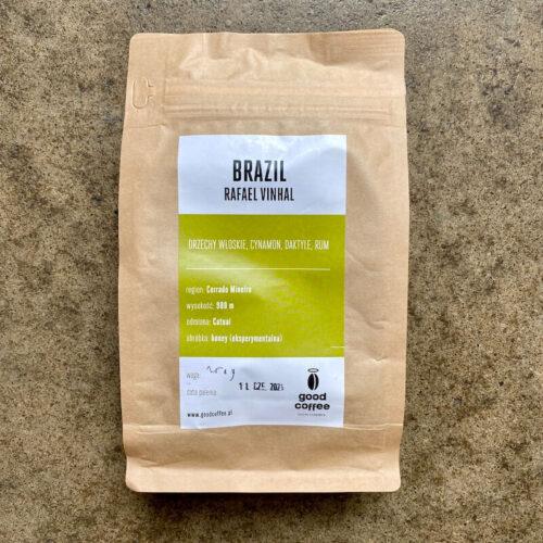 Good Coffee | Brazil Rafael Vinhal | kawa ziarnista speciality | Owoce i Warzywa