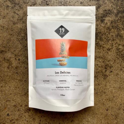 19 grams coffee | Nicaragua las delicious | kawa ziarnista speciality | Berlin | Owoce i Warzywa