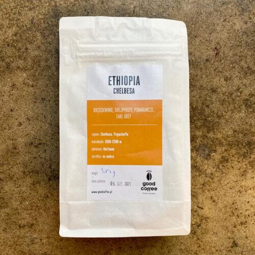 Good Coffee | Ethiopia Chelbesa | kawa ziarnista speciality | Owoce i Warzywa