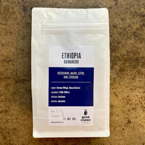 Good Coffee | Ethiopia Duwancho | kawa ziarnista speciality | Owoce i Warzywa