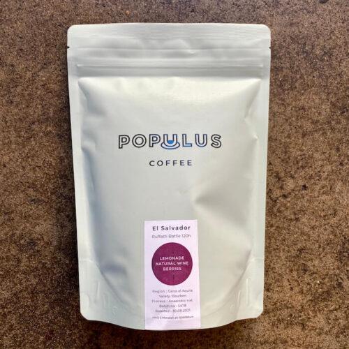 Populus Coffee | Salvador Ruffatti Batlle | Anaerobic | kawa speciality | Owoce i Warzywa